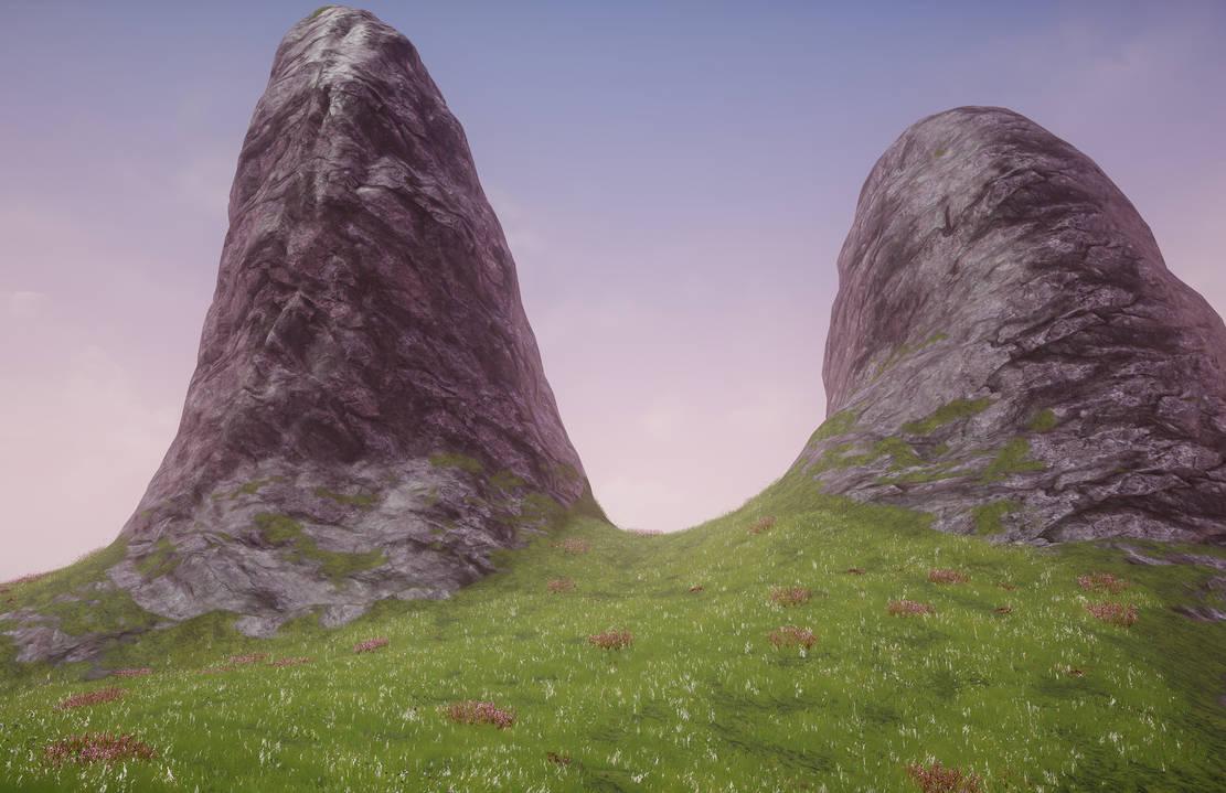 Master Degree - Neverland - Twin Pillars by bdec