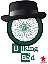 Breaking Bad parody: biking bad by logolocoadv