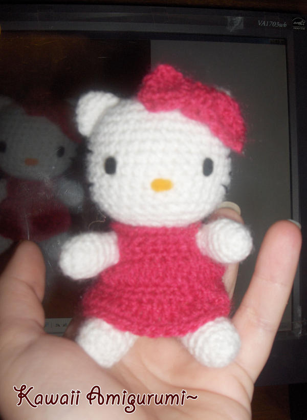 Hello Kitty by Kawaii-Amigurumi on DeviantArt