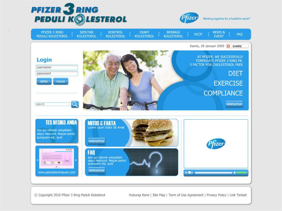 Pfizer Wallpapers: Pfizer-peduli Kolesterol By HaryosoRiyadhi On DeviantArt