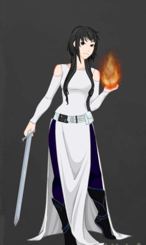 Fem-Sasuke by RinneTaicho on DeviantArt