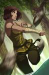 Balance - Legend of Korra by Boszoli-san