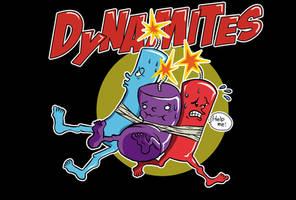 Dynamites by tomohiko-sato