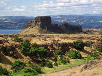 Horsethief Butte by cjosborn