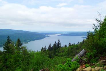 Lake Whatcom by cjosborn