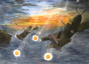 Foo Fighter UFO Encounter WW11