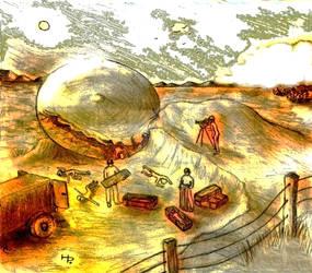 Roswell 1947 UFO Crash