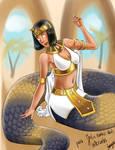 Cleopatra Cassiopeia skin