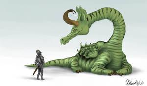 Big Dragondaddy by K-Bladin