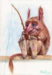 Fishing Creature