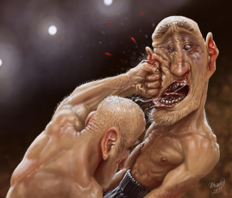 Knockout by K-Bladin
