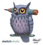 The Sketcho-Mascot