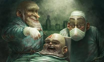 Brain Surgery by K-Bladin