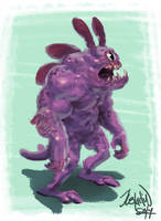 Bunny concept by K-Bladin