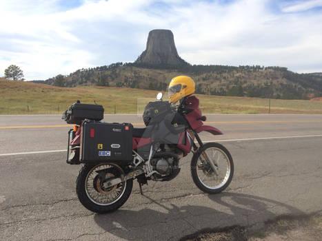 Devils Tower - Black Hills 2015