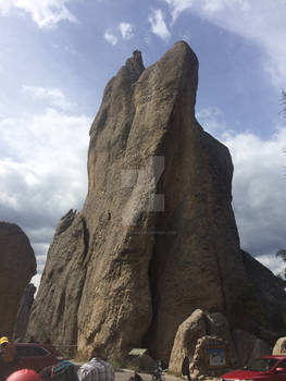 Needle's Eye, Profile - Black Hills 2015