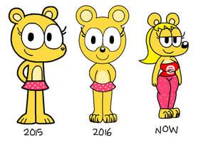 Goldy Bear