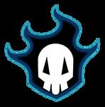 Bleach - Skull Flame