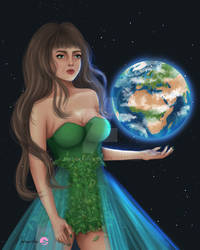 ~ The Earth ~