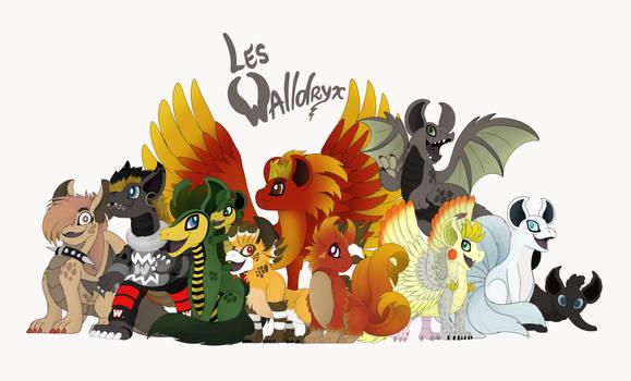 Les Walldryx