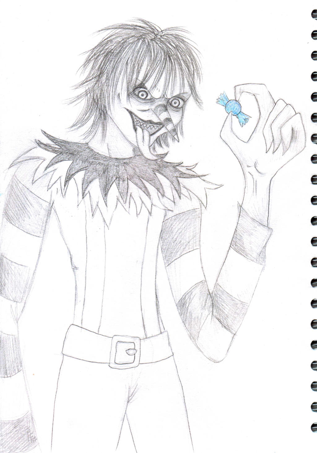 Laughing Jack Doodle by izzynoodles on DeviantArt