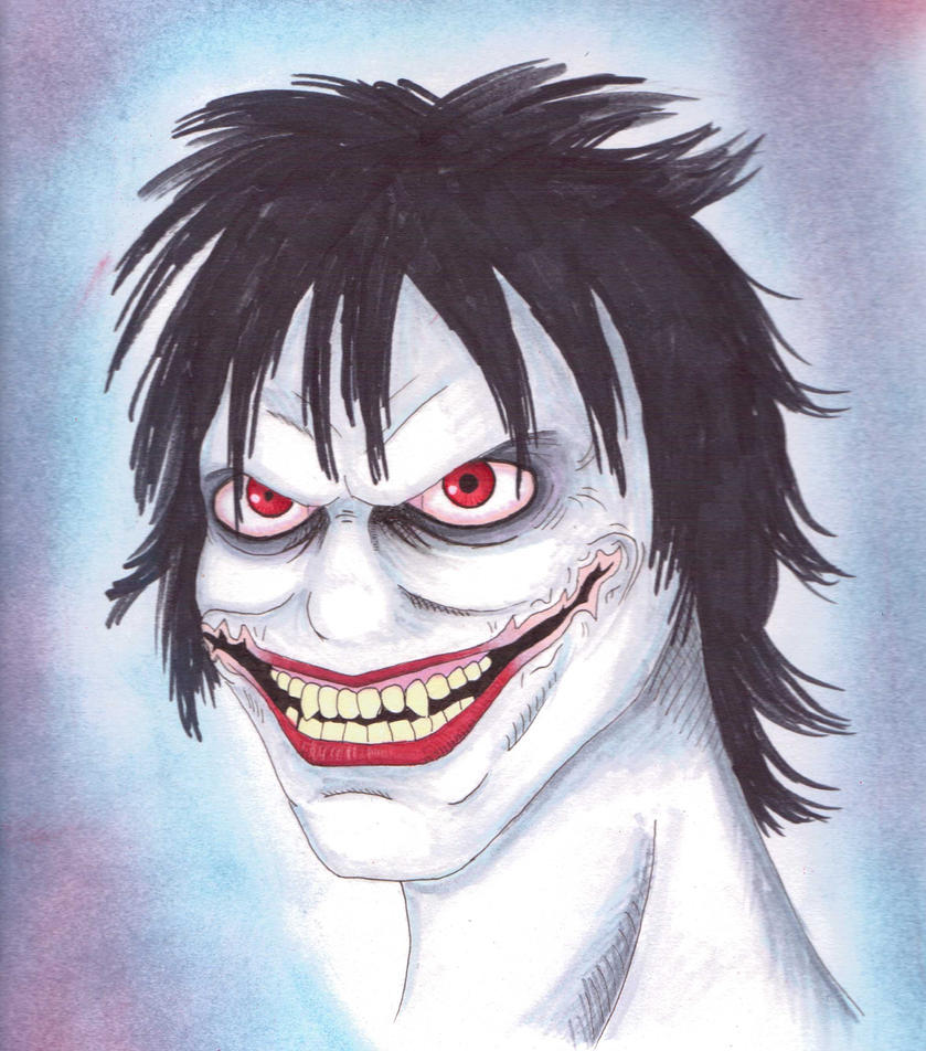 Jeff the Killer by izzynoodles