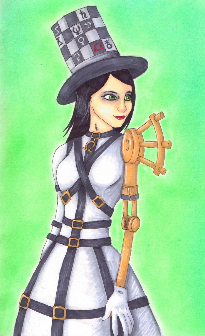 Hattress by izzynoodles