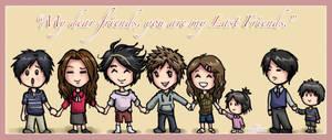 Last Friends - Group Picture