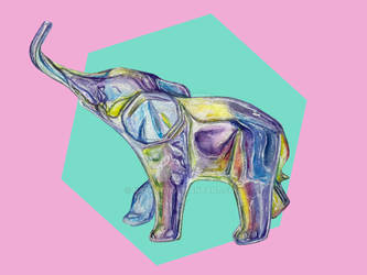Glossy Elephant