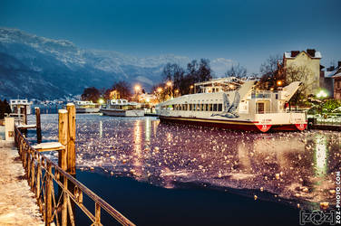 Icy Lake (Annecy)