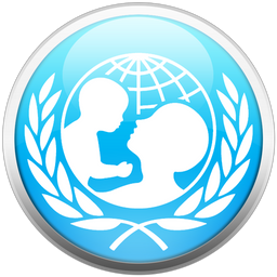 UNICEF 01 Badge by XSV