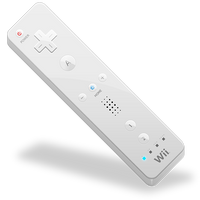 Nintendo Wii Controller by XSV