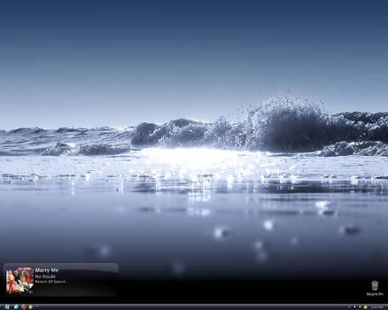 Cold Wave Desktop