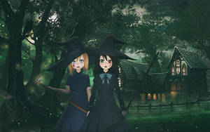Weird sisters by Actavia1