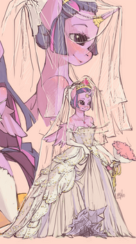 [MLP] Wedding Twilight Censored