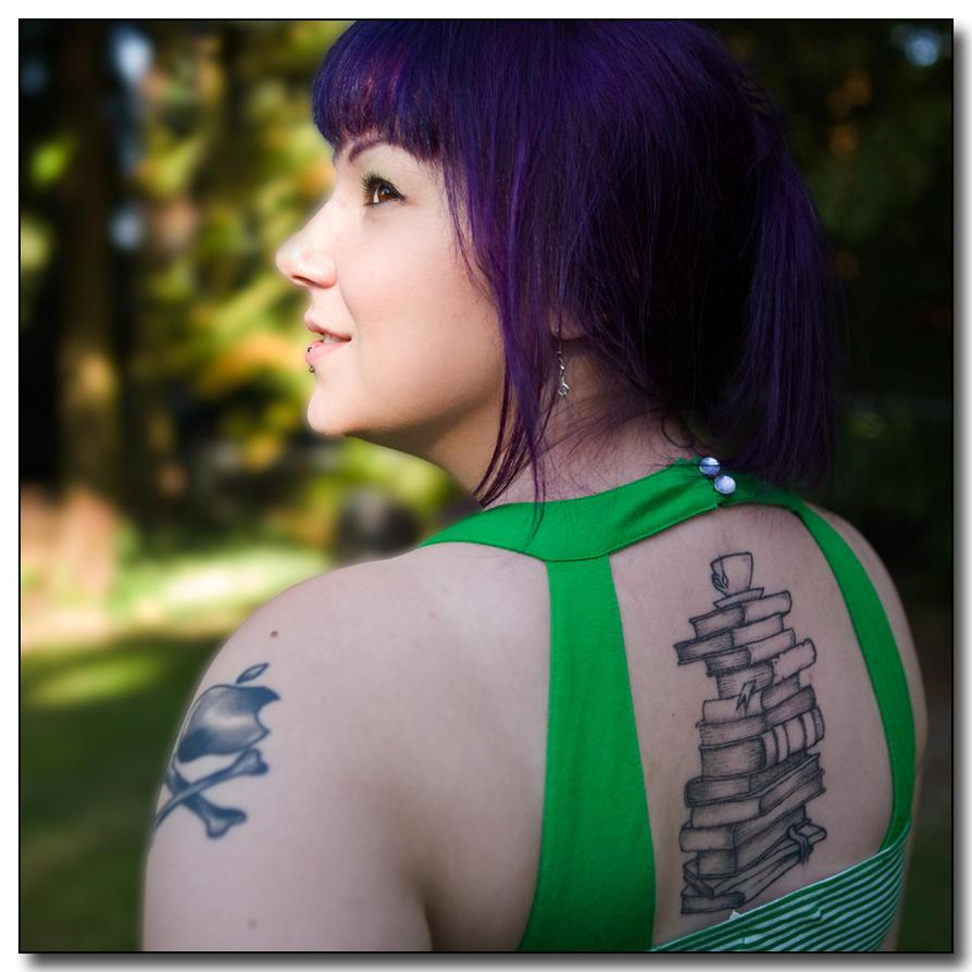My tattoos by bingeandpurge
