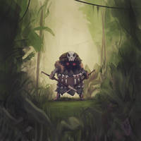 Jungle Hunter