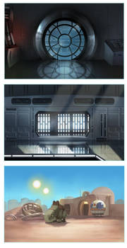 Star Wars Backgrounds