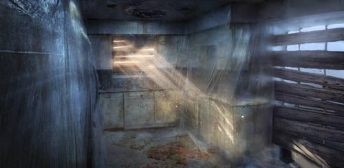 Abandon Room Concept