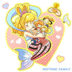 ONEPIECE: Neptune family