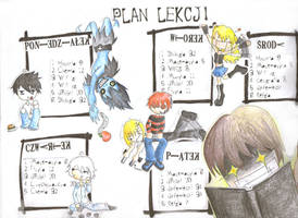 Plan of lesson - DN by panna-nat