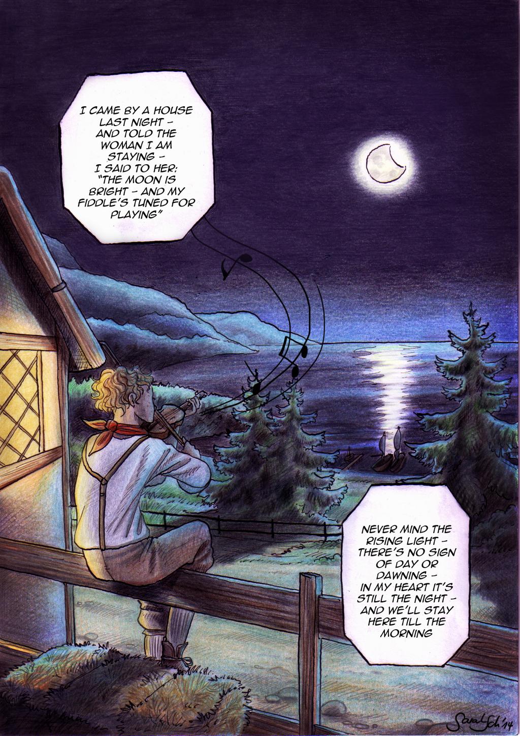 Teir Abhaile Riu (pg.1) by Shotechi