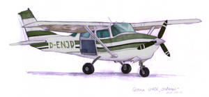 Cessna U206 Stationair