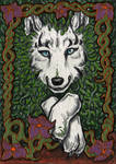 ACEO -The Plant Spirit-