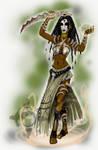 Mwangi Sorceress