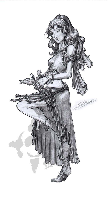 Elsbeth by CrescentMoon