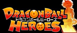 Dragon Ball Heroes - Logo - By ShikoMT by ShikoMT