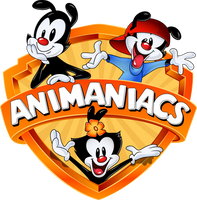 LOGO - Animaniacs - By ShikoMT