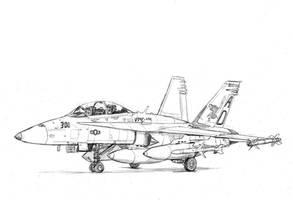 Hornet by Bidass