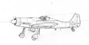 Focke wulf 190D9